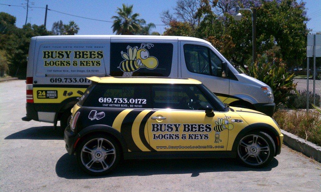 Busy Bees Locks Keys Locksmith