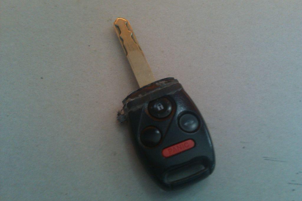 Honda Key Shells Replaced- Broken Honda Case Fixed- Honda